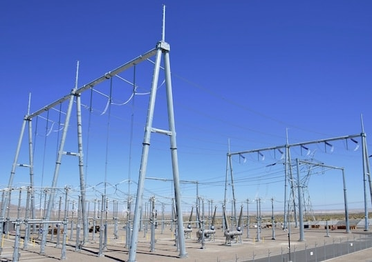 equipment Report Outlined Expected Growth in T&D Equipment & Systems transmission tower