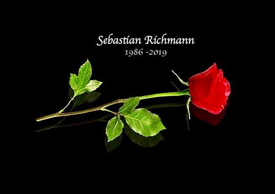 Sebastian Richmann Passing of Sebastian Richmann Passing of Sebastian Richmann
