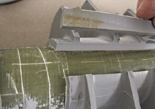 composite insulator Assessing Rod-Housing Adhesion in Solid Core Composite Insulators Assessing Rod Housing Adhesion in Solid Core Composite Insulators