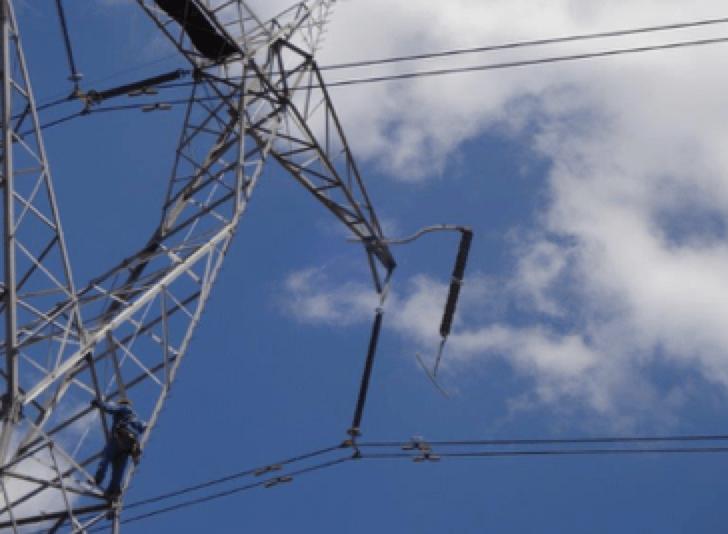 EGLA Type Line Arresters at 400 kV. [object object] Field Experience with EGLA Type Line Arresters in Mexico EGLA at 400 kV