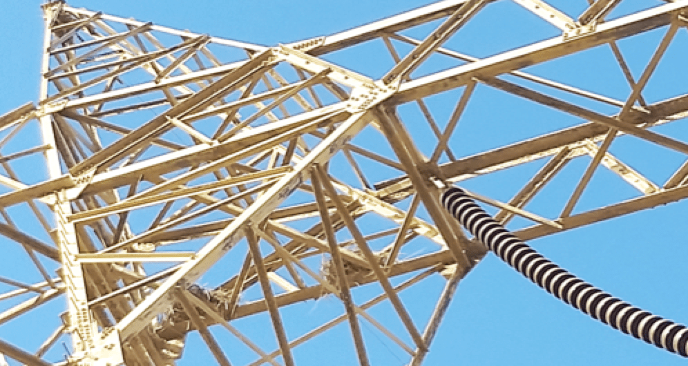 Transmission Grid in Pakistan Confronts Dual Challenges of Pollution & Icing (Part 1 of 2) Steel towers exhibit visible corrosion after only 15 to 20 years