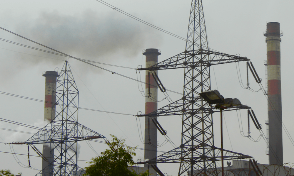 Transmission Grid in Pakistan Confronts Dual Challenges of Pollution & Icing (Part 1 of 2) The area south of Karachi is marked by heavy contamination from power plants and industrial sites and thick smoke is not uncommon