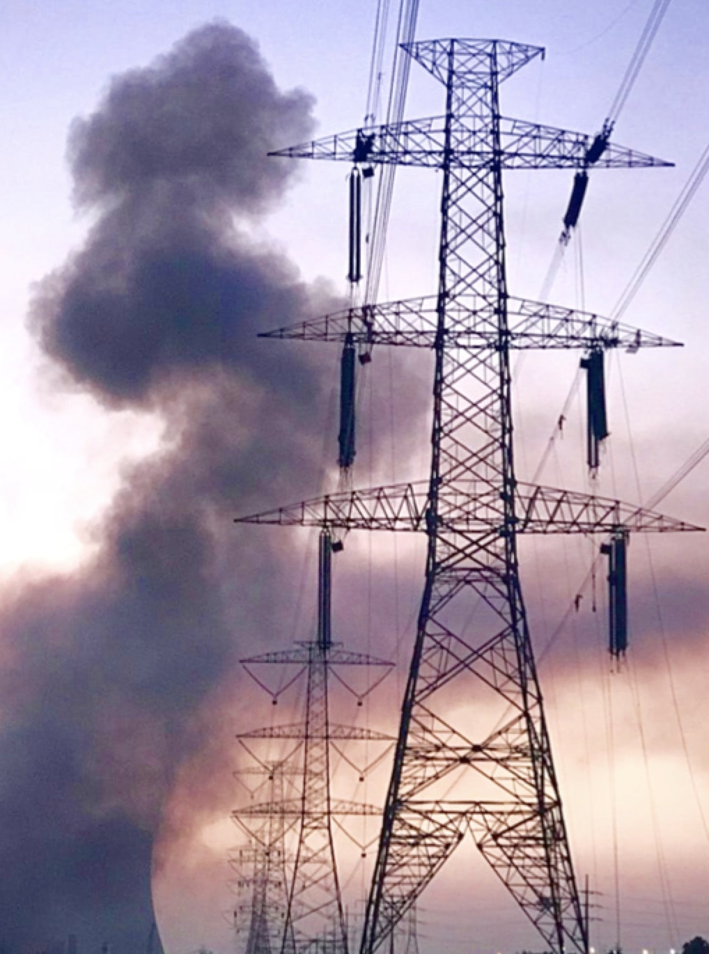 Transmission Grid in Pakistan Confronts Dual Challenges of Pollution & Icing (Part 1 of 2) Transmission Grid