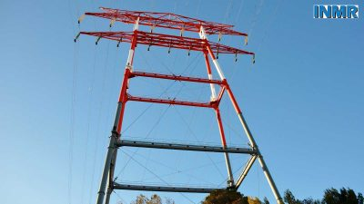 Gallery transmission line pole or tower 400x225