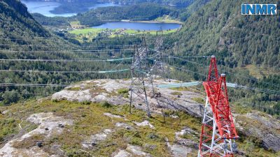 Gallery transmission tower and nature 400x225