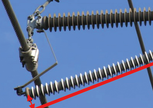 line arrester Lead Stresses on Line Arresters Lead Stresses on Line Arresters