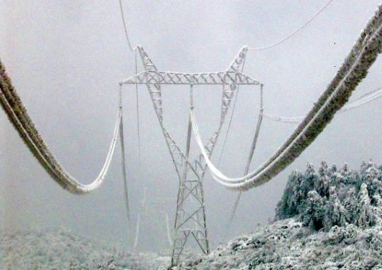 impact of climate change on power systems & electrical insulation: experience in italy Impact of Climate Change on Power Systems & Electrical Insulation: Experience in Italy power transmission