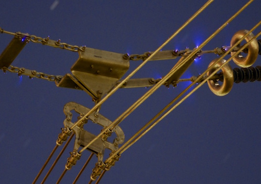 Corona & RIV Testing of Transmission Line Assemblies Corona RIV Testing of Transmission Assemblies