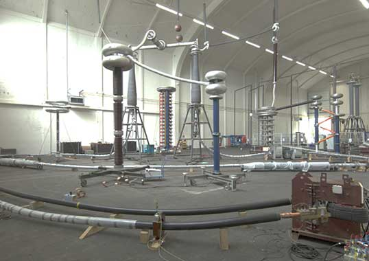 Testing 320 kV HVDC XLPE Cable Systems Testing 320 kV HVDC XLPE Cable Systems