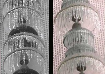insulator Impact & Mitigation of Icing on Power Network Equipment – Insulator Flashover (Video) Impact Mitigation of Icing on Power Network Equipment 338x239 technical articles Homepage 2019 Impact Mitigation of Icing on Power Network Equipment 338x239