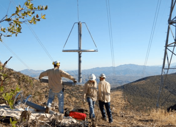 Applying Externally Gapped Line Arresters for switching control