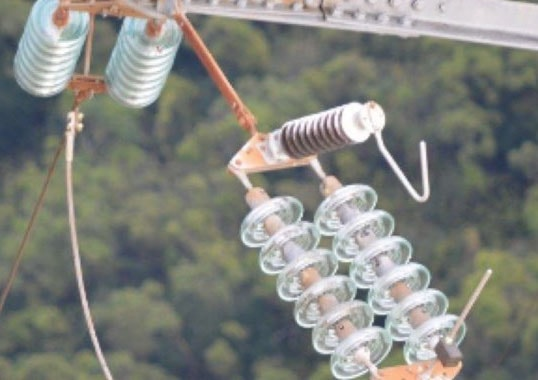 arrester Line Arresters Mitigate Ground Potential Rise on Towers & Improve Electricity Quality Line Arresters