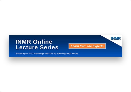 online lecture Engineers Worldwide View New INMR Online Lecture Series online lectures