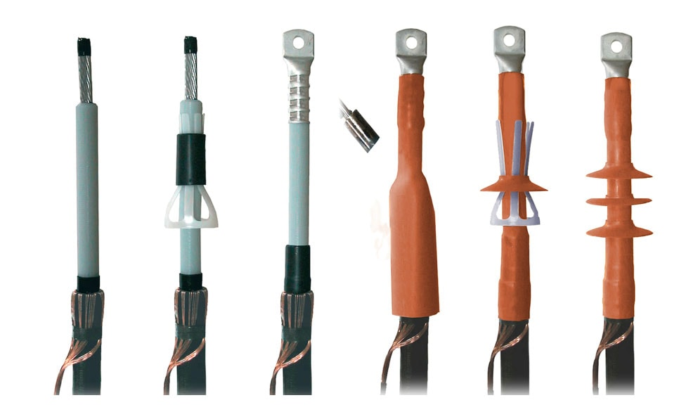 Cable Accessory Technologies & Developments to Watch Steps in installation of hybrid termination