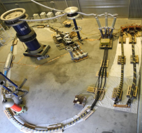 Testing Extruded Cable Systems Up to 525 kV DC Testing 3F submarine cable