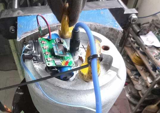 Adding Intelligence to Ceramic Insulators Ceramic Insulators