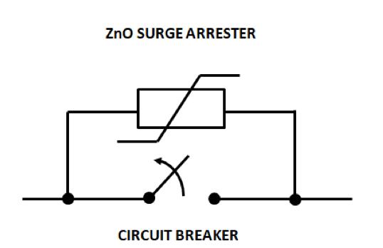 Applying Surge Arresters to Mitigate Breaker Transient Recovery Voltage ZnO surge arrester     alternative TRV mitigation