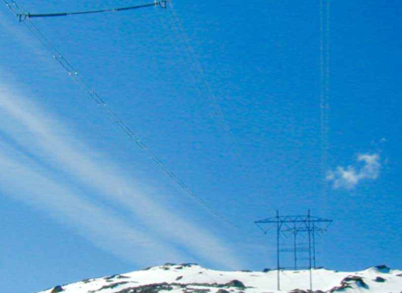 Network Expansion at Norwegian TSO (Part 1 of 2) Application of composite interphase spacers