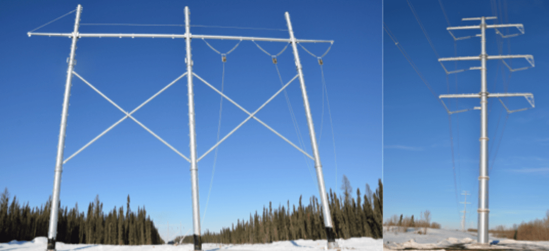 Implementing Compact Transmission Lines: Experience at Canadian Utility Compactaesthetic transmission lines at AltaLink