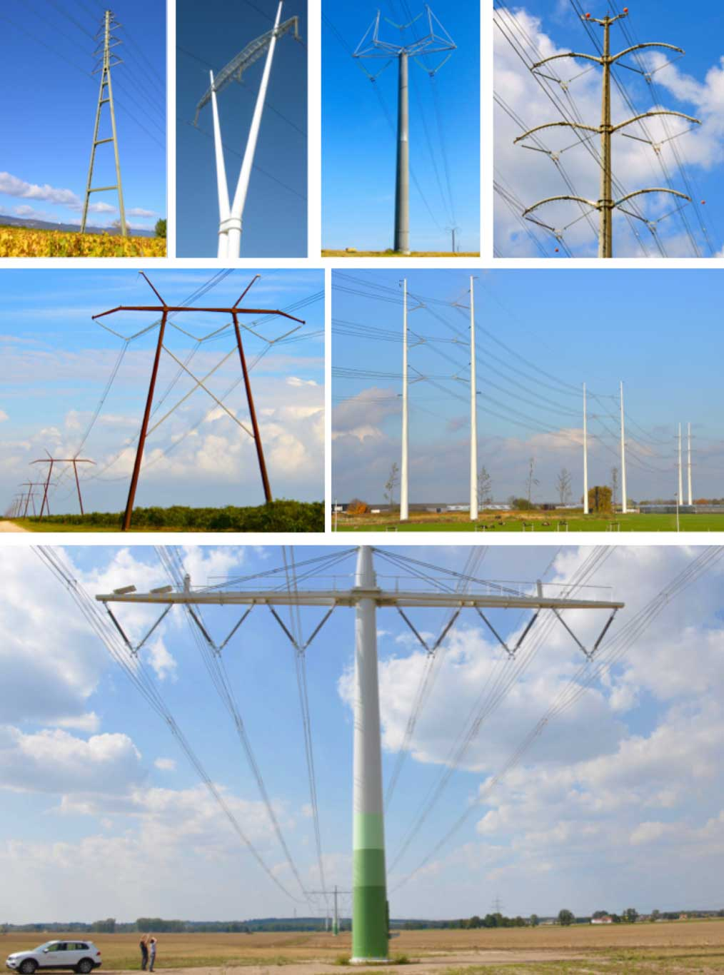 Implementing Compact Transmission Lines Experience At Canadian Utility