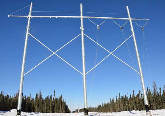 Implementing Compact Transmission Lines: Experience at Canadian Utility Implementing Compact Transmission Lines
