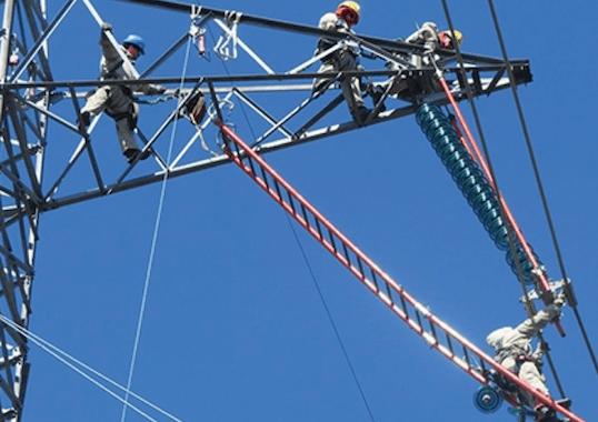 Using Line Arresters to Optimize Structure Design of 500 kV AC Transmission Line (Video) Line Arresters