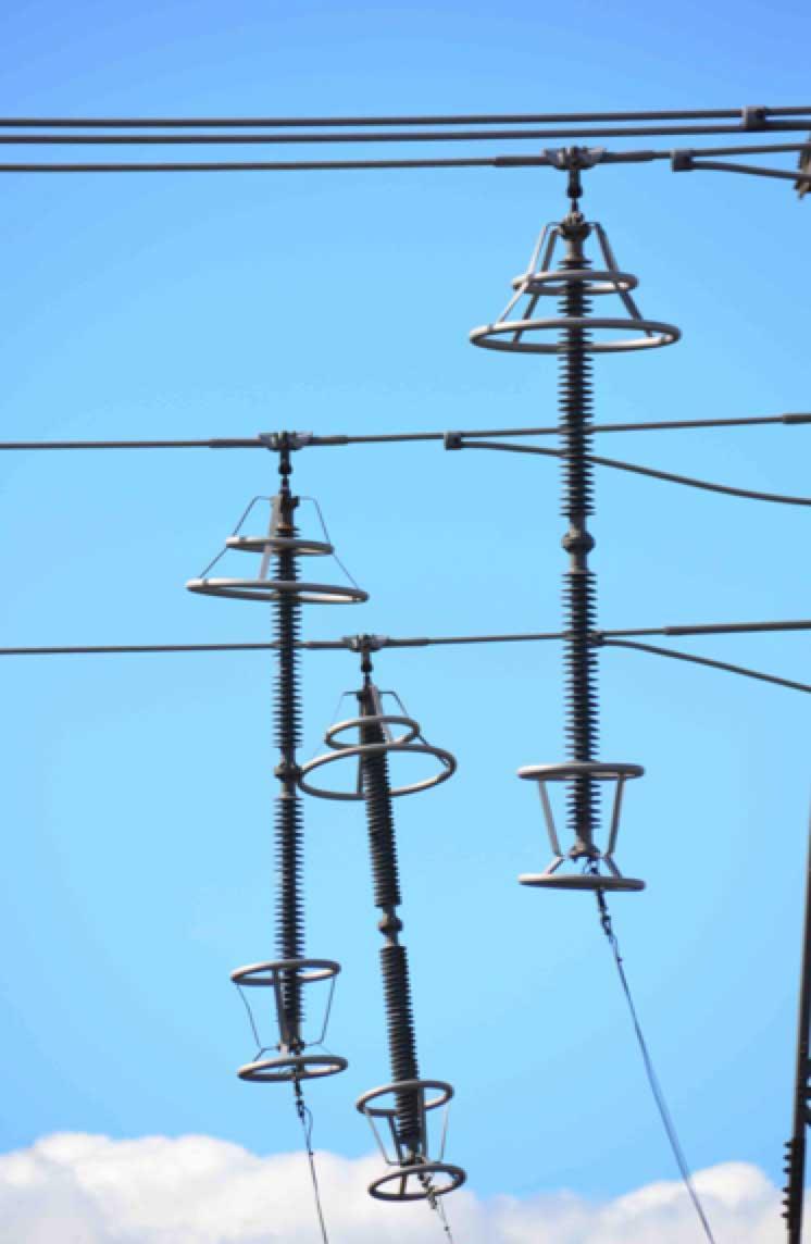 Network Expansion at Norwegian TSO (Part 1 of 2) Non gapped line arrester on 300 kV line
