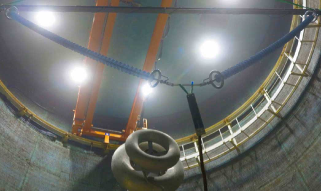 Network Expansion at Norwegian TSO (Part 1 of 2) Pollution testing on silicone long rods selected for new    525 kV line