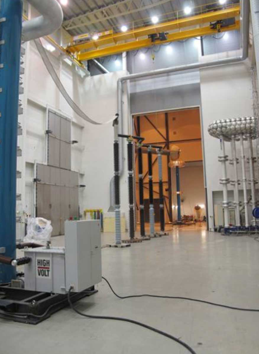 Growing Demand for Non-Standardized High Voltage Testing Superimposed impulse testing of HVDC cable