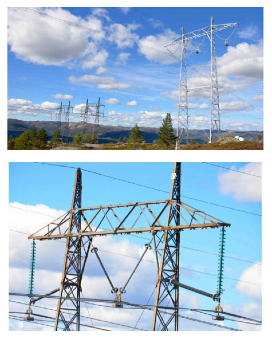 Network Expansion at Norwegian TSO (Part 1 of 2) new triplex 420 kV line