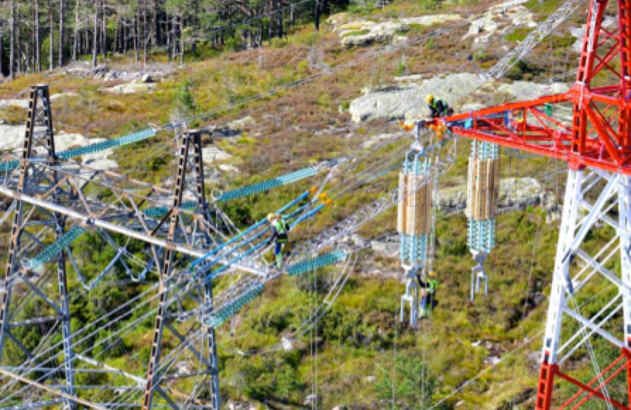 Network Expansion at Norwegian TSO (Part 1 of 2) transmission