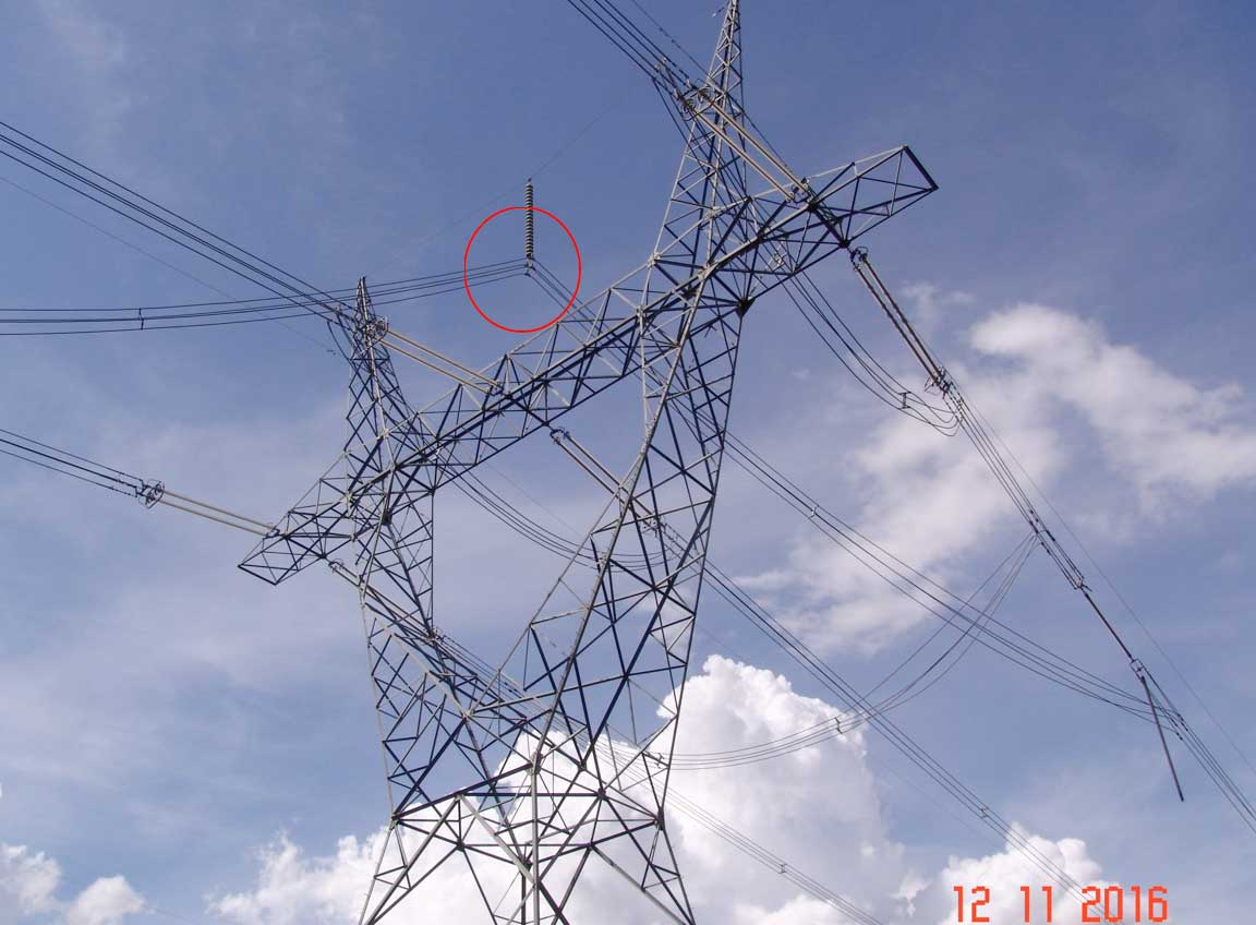 Lessons & Questions from Brittle Fracture of 400 kV Composite Insulator 400 kV Composite Insulator