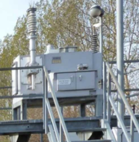 Selecting Optimal RTV Coatings When Refurbishing 400 kV Substations Under Coastal Pollution Automated pollution detector that triggers washing