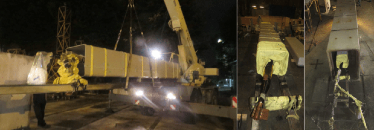 Safety Issues for MV/HV Underground Cables & Accessories in Urban Areas Power arc testing