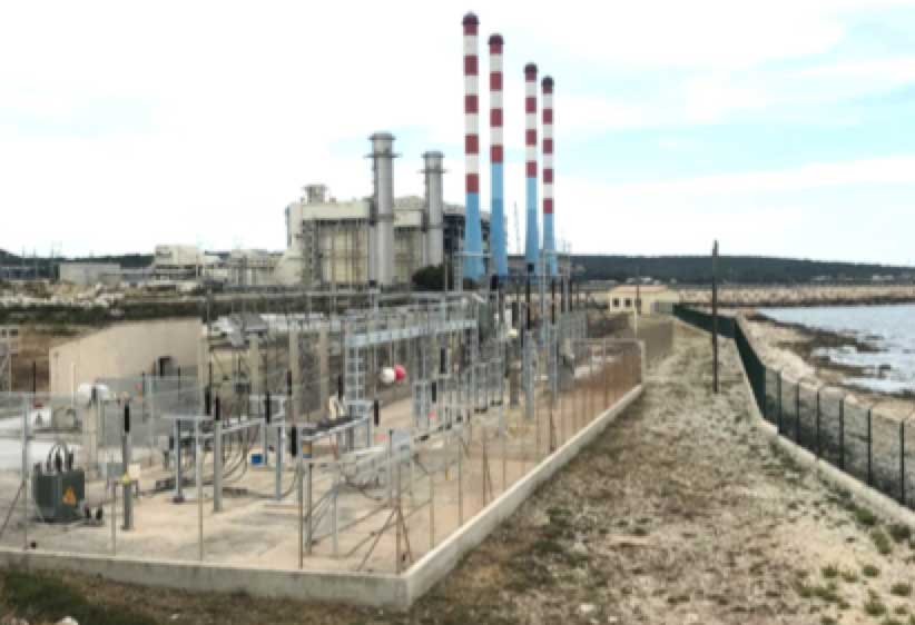 Operating a Test Station in a High Pollution Environment View of Martigues Test Station