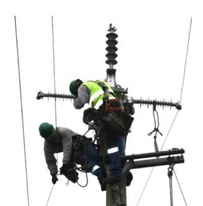 emergency repair on mv networks Emergency Repair on MV Networks: Experience in Portugal Completing installation of kit