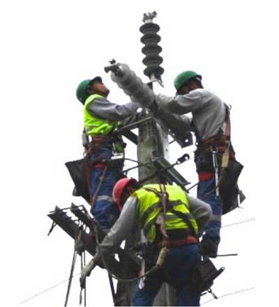 emergency repair on mv networks Emergency Repair on MV Networks: Experience in Portugal Installing kit