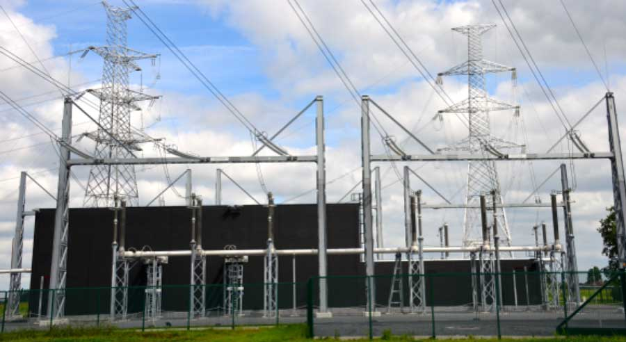 Project at Belgian TSO Navigated Challenges Facing New Power Infrastructure Horta Substation marks start of new line