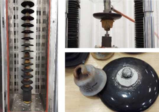 Laboratory Evaluation of Insulators Returned from Field (Video) Laboratory Evaluation of Insulators Returned from Field